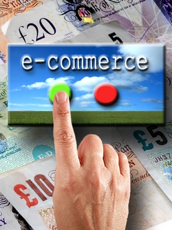 Doing e-commerce online