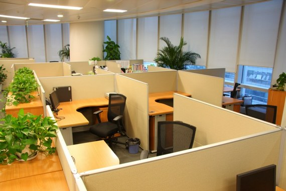 Maximize and harmonize office space