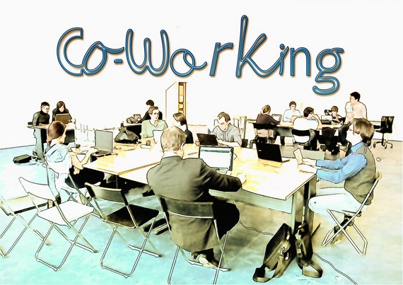 Co-working is important in modern business