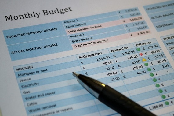 Good planning helps you with stress-free budgeting
