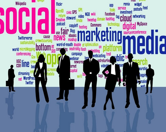 Utilize social media for your freelance busines growth and marketing