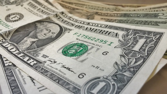 The US dollar is still the currency king